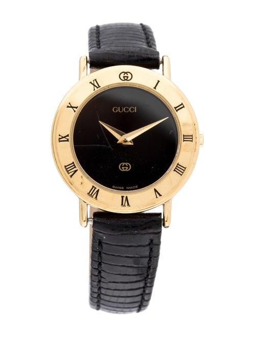 Gucci 3000 Series Watch Yellow