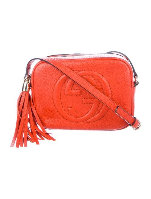 Gucci Soho Disco Crossbody Bag Orange