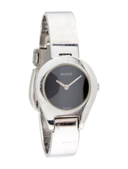 Gucci 6700 Series Watch Black