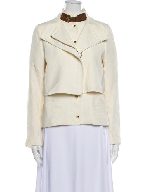 Gucci Linen Jacket - image 1