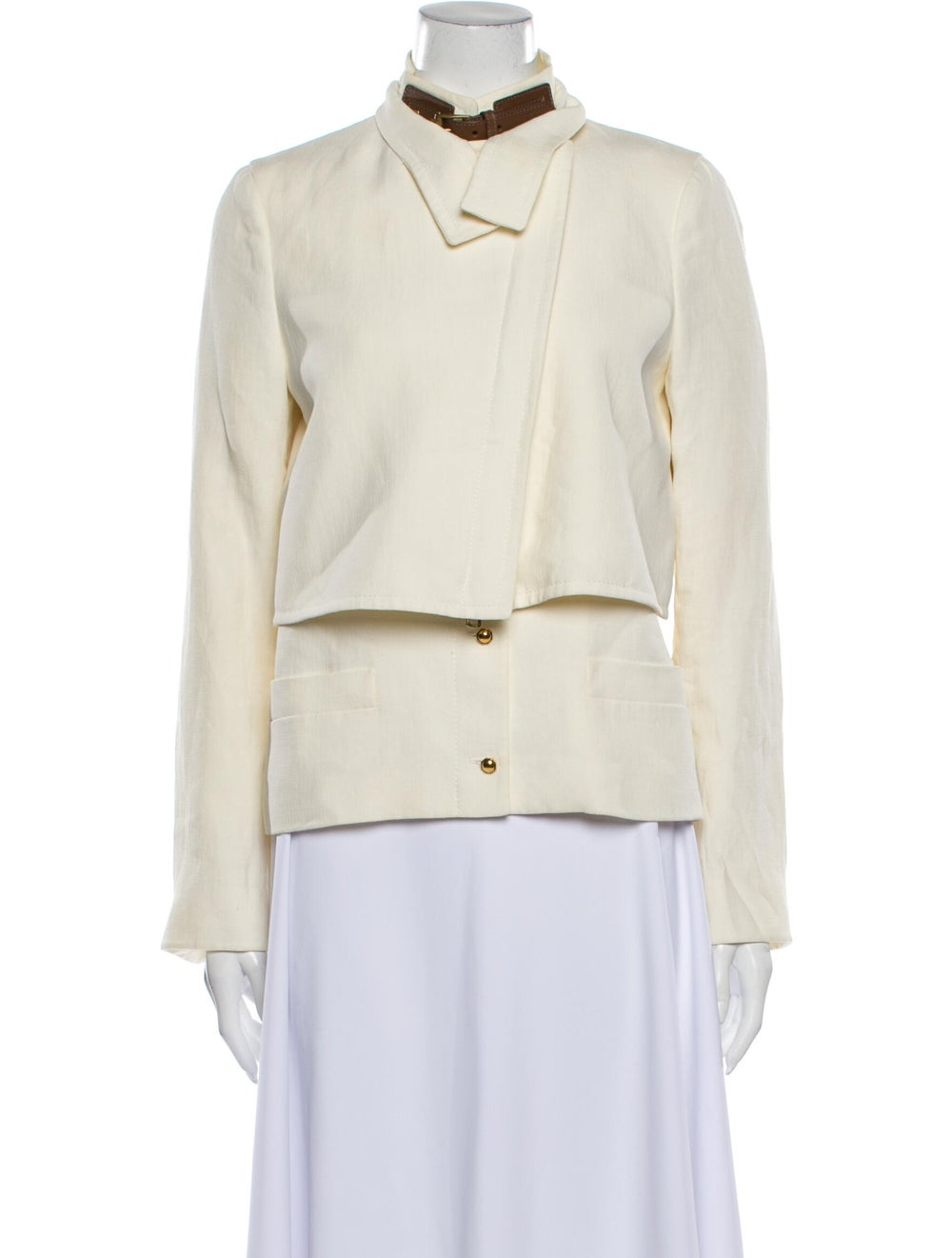 Gucci Linen Jacket - image 4