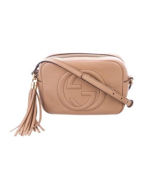 Gucci Small Soho Disco Bag gold