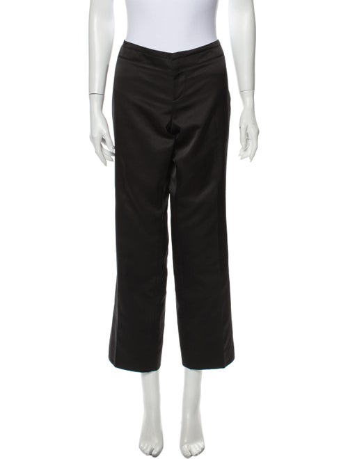 Gucci 2005 Wide Leg Pants Black