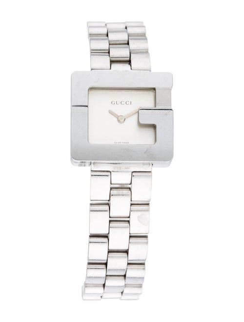 Gucci G-Series Watch Silver
