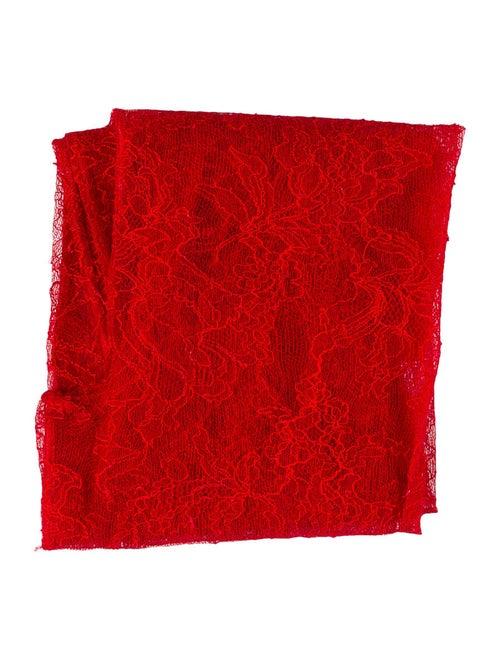 Gucci Lace Knit Tights