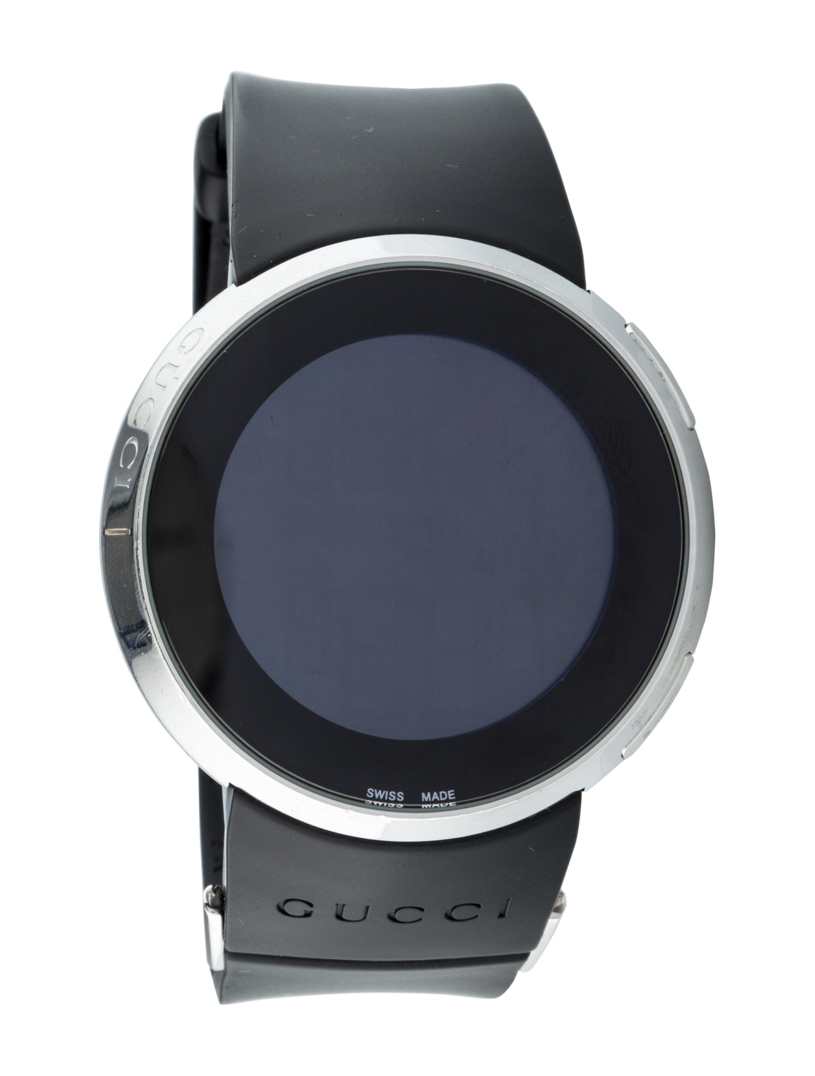 995252c0c64 Gucci Digital Watch YA114202 - Bracelet - GUC49828