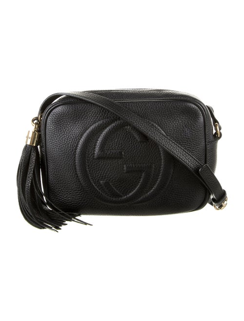 Gucci Small Soho Disco Bag Black