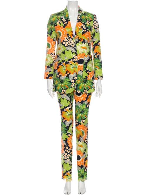 Gucci 2016 Wool Pant Set Wool