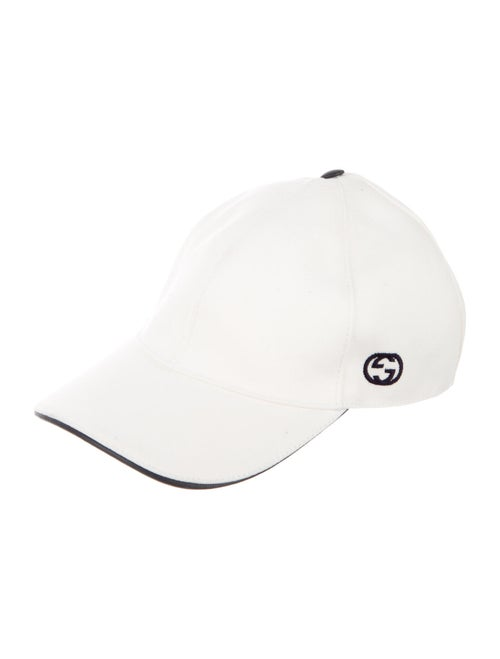 Gucci Logo Baseball Cap black