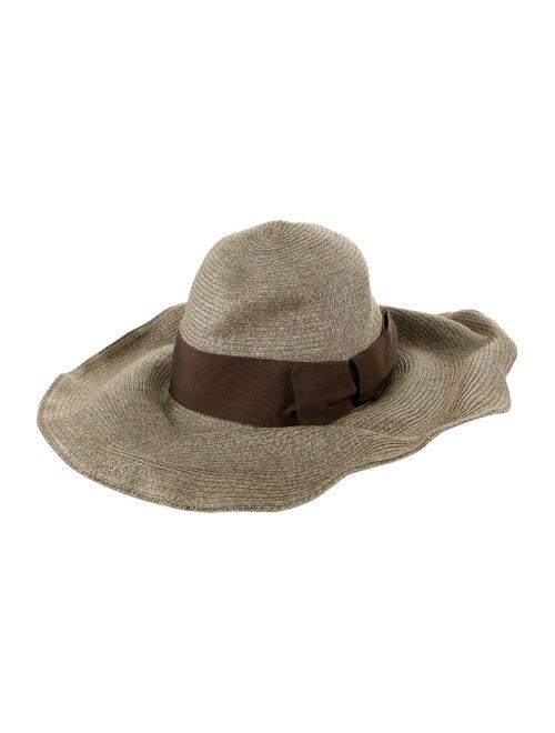 Gucci Paper Sun Hat Tan