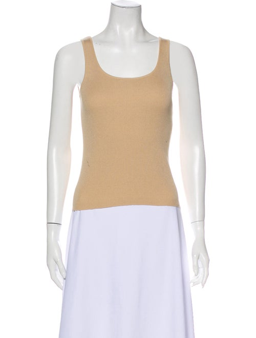 Gucci Scoop Neck Sleeveless Top