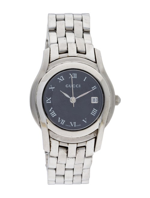Gucci 5500 Series Watch Black