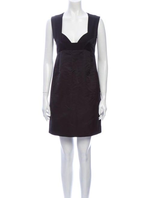 Gucci Vintage Mini Dress Black