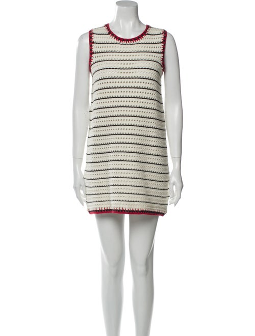 Gucci Striped Mini Dress