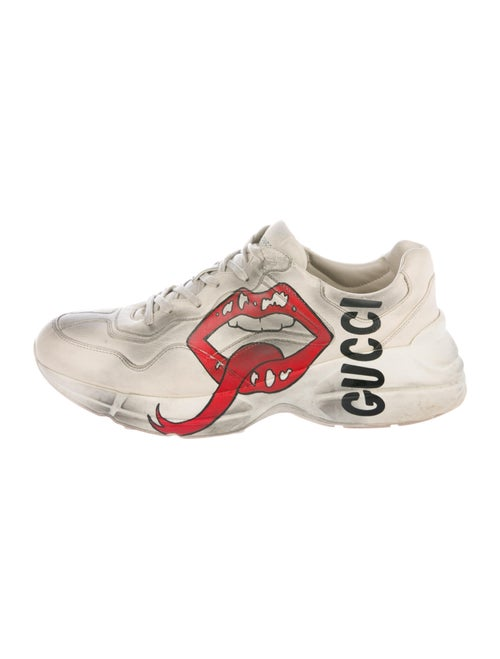 Gucci Rhyton Lips Sneakers