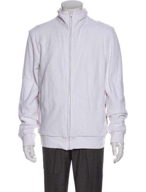 Gucci Web Accent Jacket White