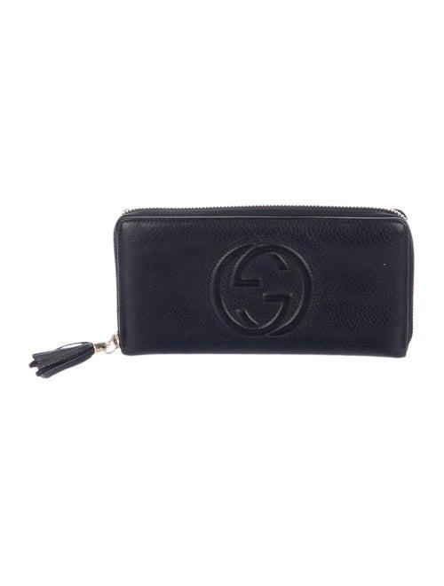 Gucci Soho Disco Leather Wallet Black