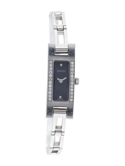 Gucci 3900 Series Watch black