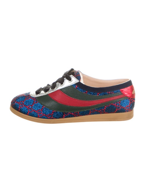 Gucci Falacer Sneakers Blue