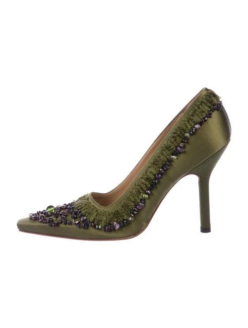 Gucci Pumps Green