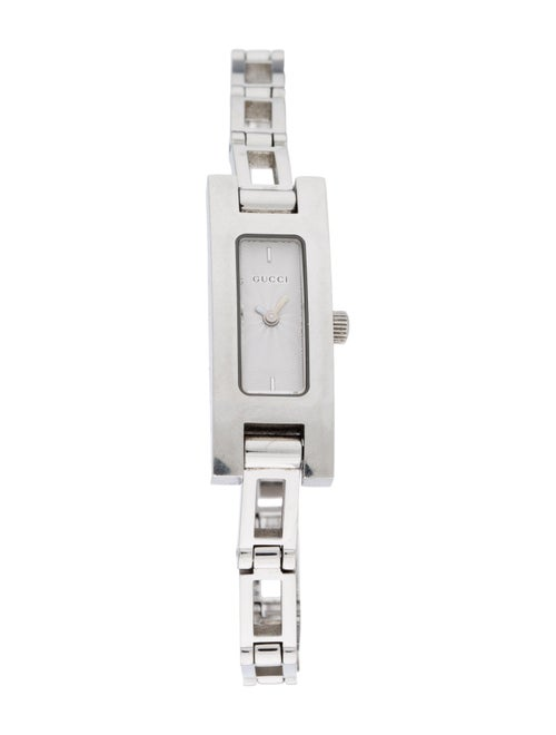 Gucci 3900 Series Watch Silver
