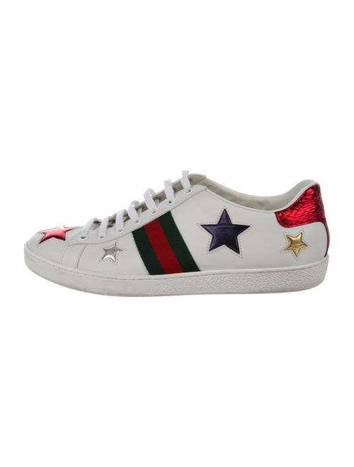 Gucci Ace Sneakers White