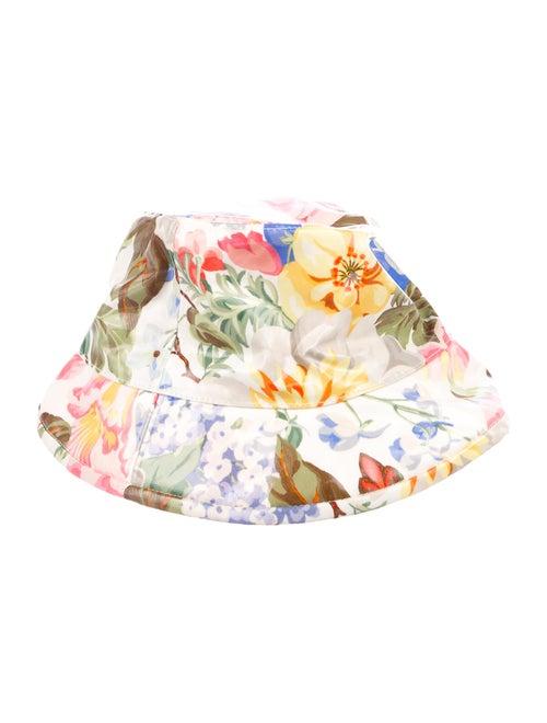 Gucci Floral Printed Bucket Hat multicolor