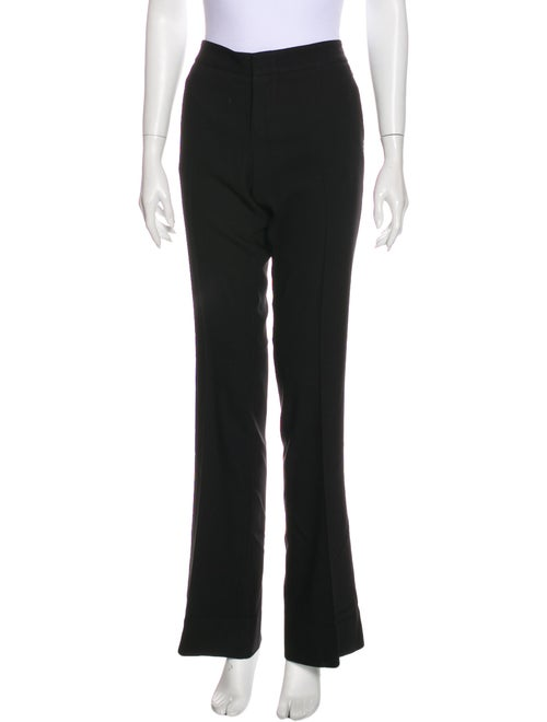Gucci Wool Wide Leg Pants Wool