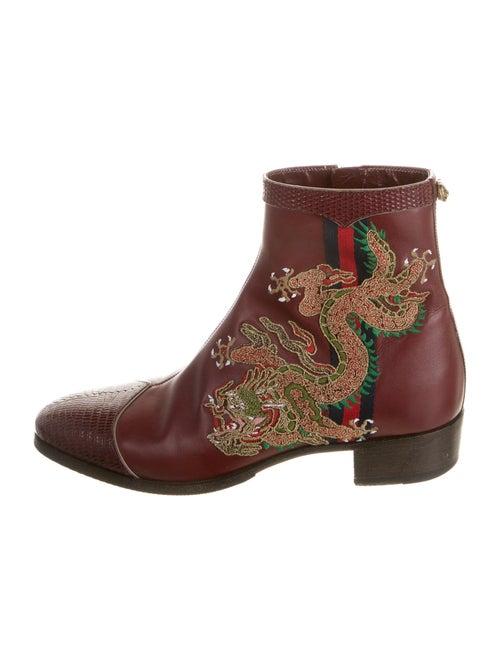 Gucci 2018 Dragon Boots