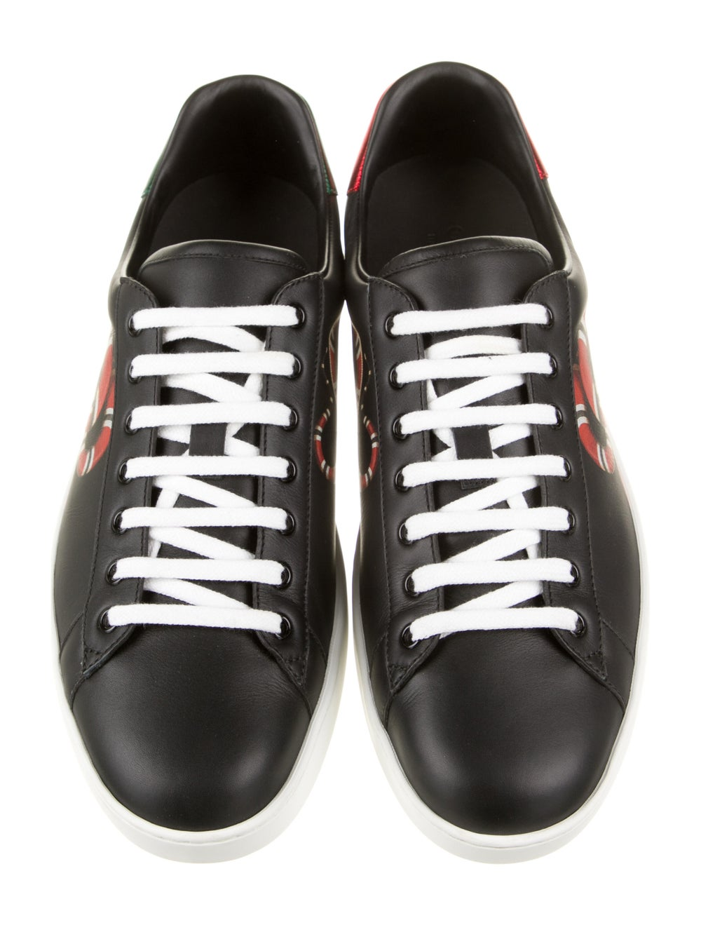 Gucci Kingsnake Ace Sneakers Black - image 3