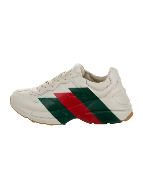 Gucci Rhyton Sneakers w/ Tags