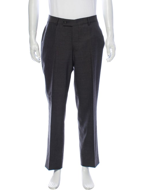 Gucci Dress Pants Grey