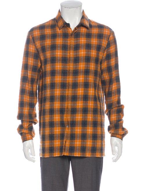 Gucci 2016 Cambridge Shirt Orange