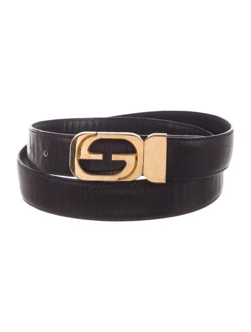 Gucci Reversible Hip Belt Black