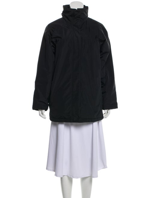 Gucci Short Zip-Up Jacket Black