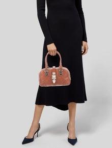 Gucci Horsebit Handle Bag