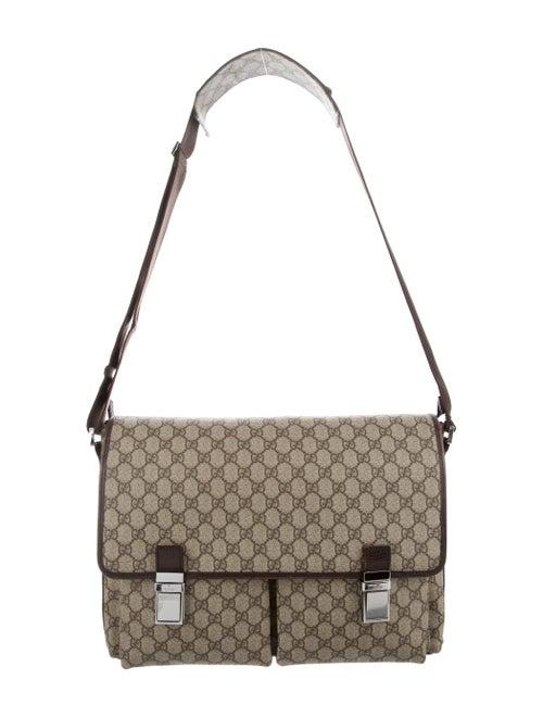 Gucci GG Messenger Bag brown