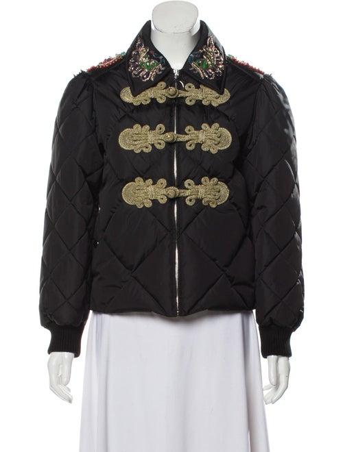 Gucci 2016 Down Jacket Black