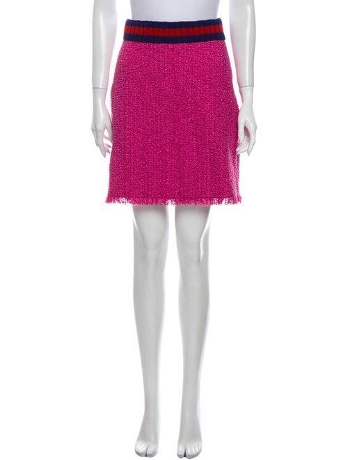 Gucci 2016 Knee-Length Skirt Pink