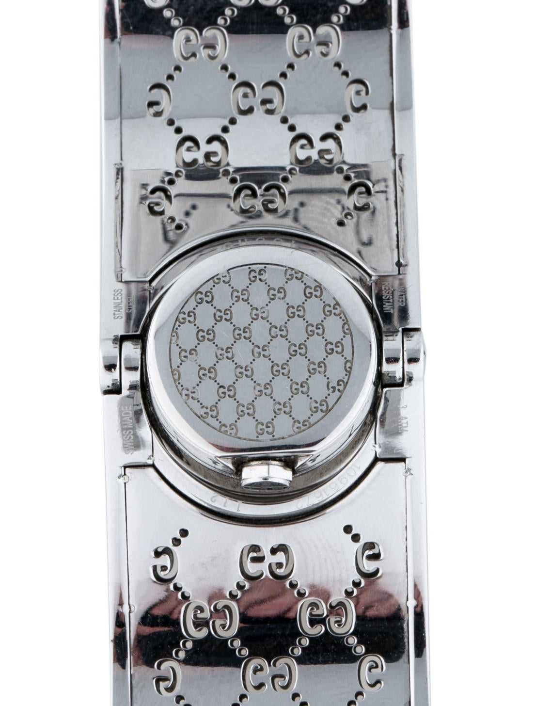 d8f4c7c63d0 Gucci twirl watch with diamonds - What do the two faces in drama mean