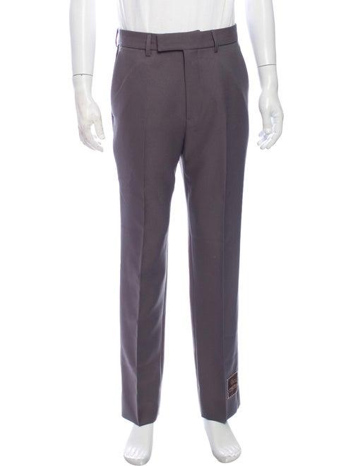 Gucci Dress Pants Grey