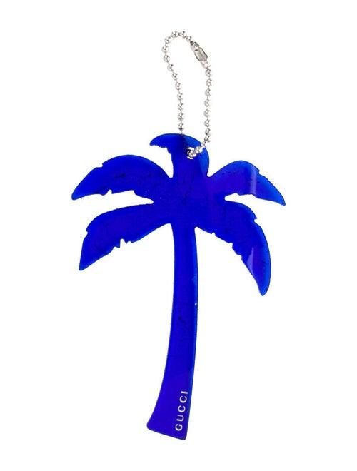 Gucci Palm Tree Keyring