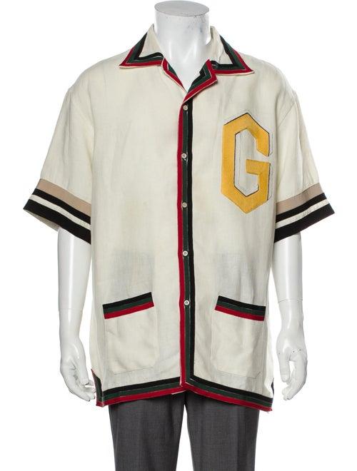 Gucci 2017 Linen Shirt