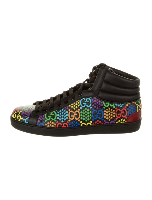 Gucci Psychedelic Sneakers Black