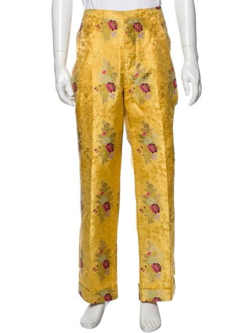 Gucci 2016 Pants Yellow
