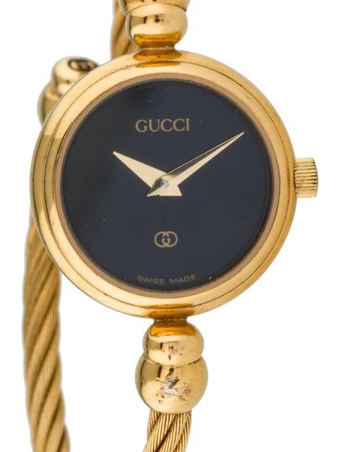 003763dbd66 Gucci Cable Bracelet Watch - Bracelet - GUC52189
