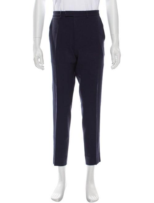 Gucci Dress Pants Blue