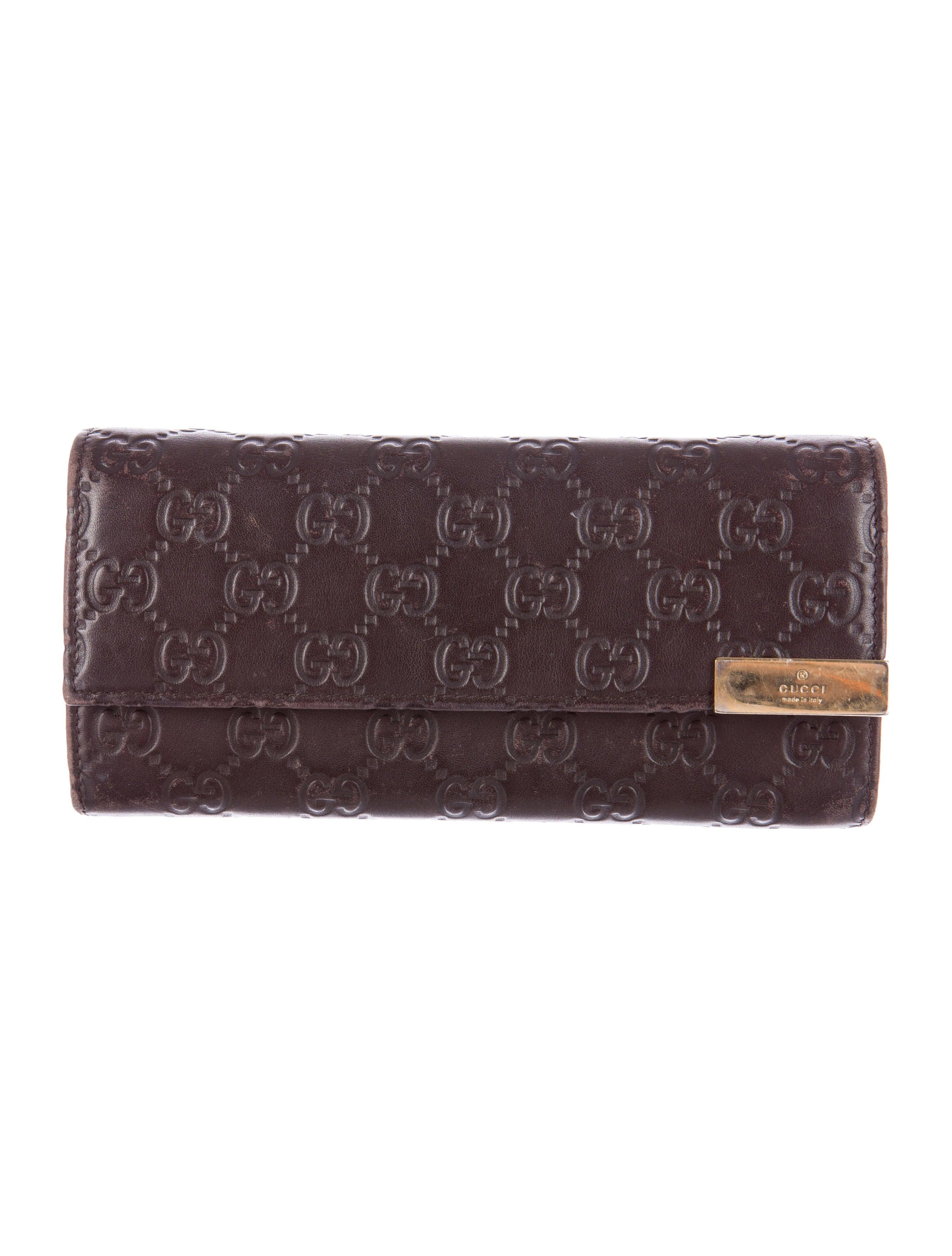 780853be4cae Gucci Dice Guccissima Chain Wallet - Accessories - GUC52819 | The ...