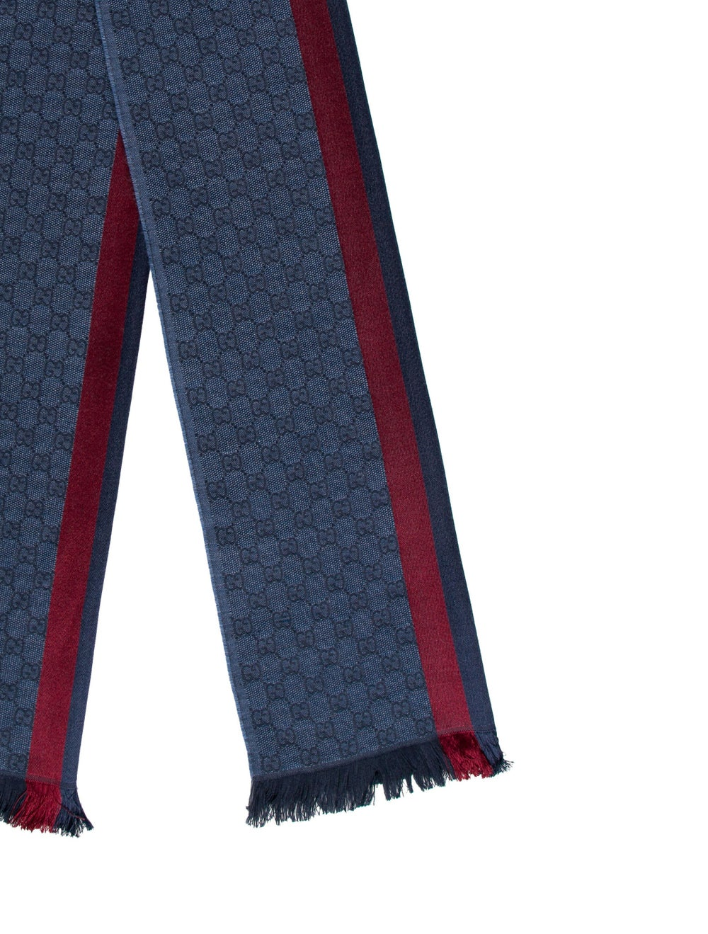 Gucci Wool Web Scarf w/ Tags multicolor - image 2