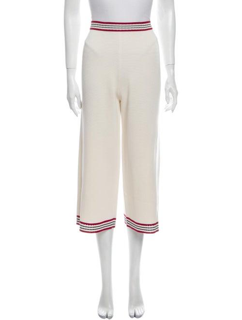 Gucci Striped Wide Leg Pants